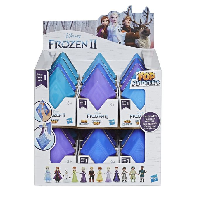 DOLLS - Мини-кукла в закрытой упаковке. Frozen обложка книги