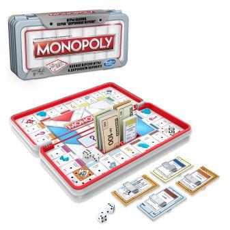 GAMES - Дорожная настольная игра «Монополия. Роудтрип» обложка книги
