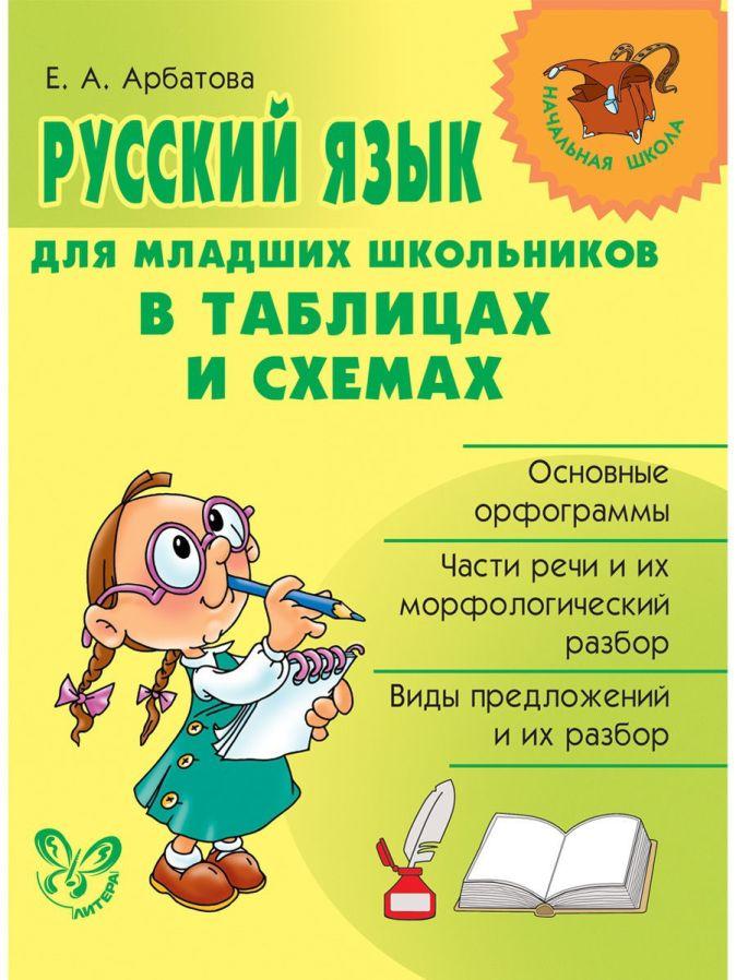 Русский язык для млад.школв в таблицах и схемах