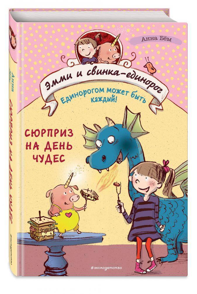 Анна Бём - Сюрприз на День Чудес обложка книги