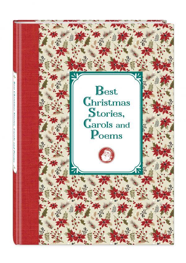 Лучшие рождественские рассказы и стихотворения = Best Christmas Stories, Carols and Poems недорого
