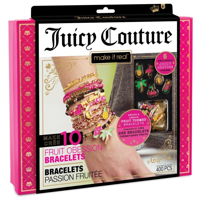Джуси Кутюр. Наб д/созд-ия биж-рии Тропический рай. TM Juicy Couture