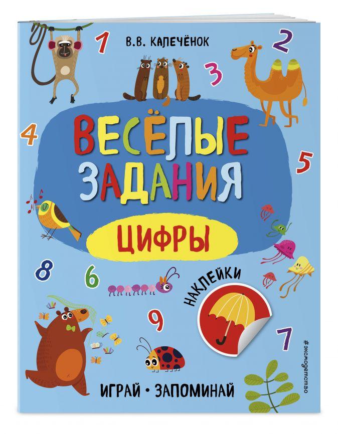 В. В. Калечёнок - Цифры обложка книги