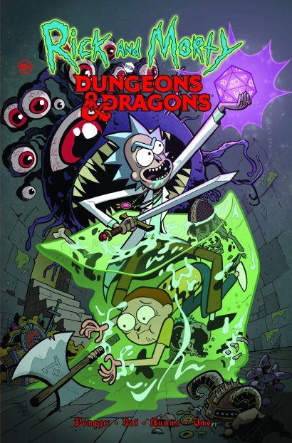 Рик и Морти против Dungeons & Dragons - фото 1