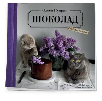 Олеся Куприн - Настенный календарь на 2021 год «Шоколад (Олеся Куприн)», 30х30 см обложка книги