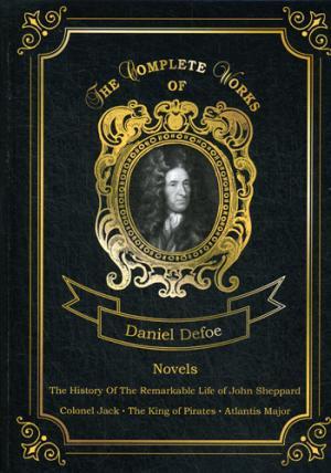 Novels = Рассказы. Т. 5: на англ.яз Defoe D.