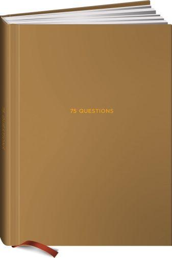 Веднеева В.,Веденеева В. - Ежедневники Веденеевой. 75 questions: Вопросы для самопознания обложка книги