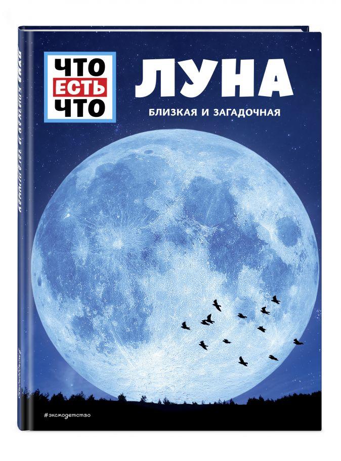 Манфред Баур - ЛУНА. Близкая и загадочная обложка книги