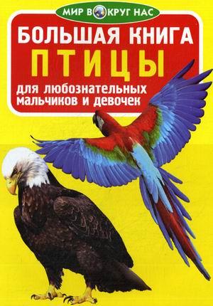 Завязкин Олег Владимирович - Большая книга. Птицы обложка книги