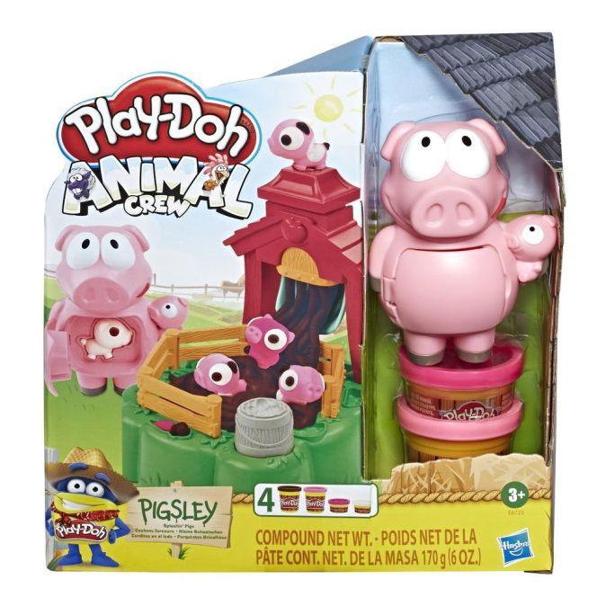 Play-Doh Озорные поросята E6723