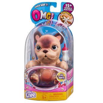 Cквиши-щенок OMG Pets! - Французский бульдог