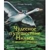Лагерлеф. 100 лучших книг. Чудесное путешествие Нильса с дикими гусями