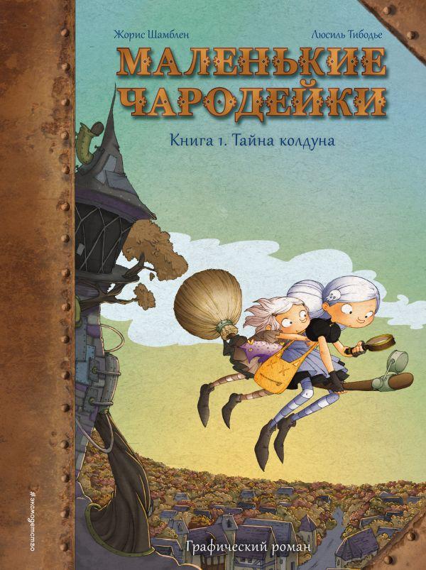 Шамблен Жорис Маленькие чародейки. Книга 1: Тайна колдуна