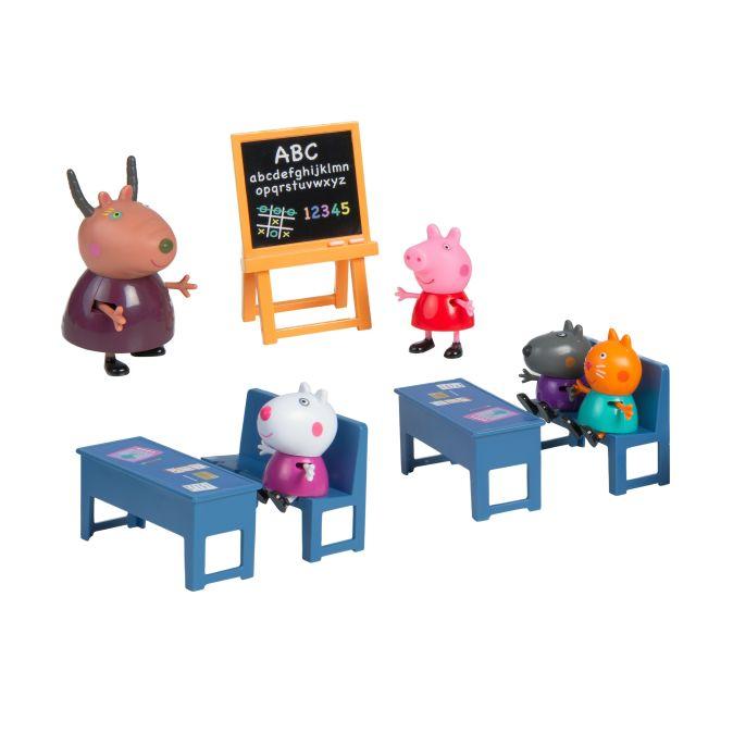 "Свинка Пеппа. Игр. наб. ""Пеппа на уроке"". TM Peppa Pig"