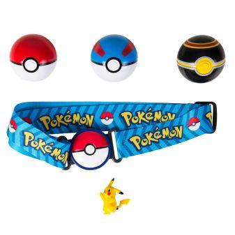 """Покемон. Игровой набор """"Пояс для ПОКЕ-тренеров делюкс"""" . TM Pokemon"""