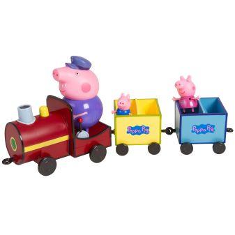 """Свинка Пеппа.Игр. наб. """"Поезд дедушки Пеппы"""". TM Peppa Pig"""
