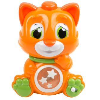 Клементони. Игрушка Кошечка со сменой эмоций. TM Clementoni