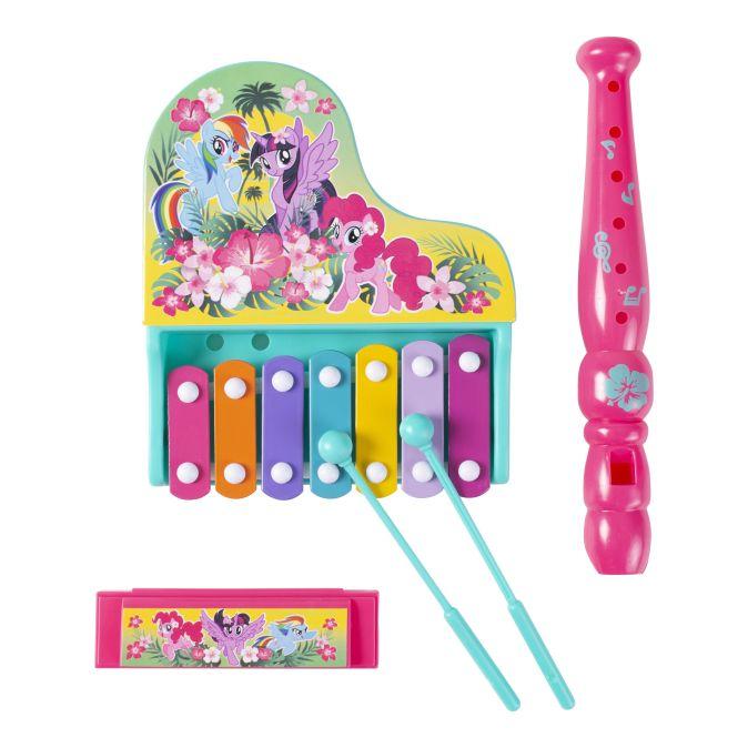 Мой маленький Пони. Набор игрушечных музыкальных инструментов.ТМ MLP