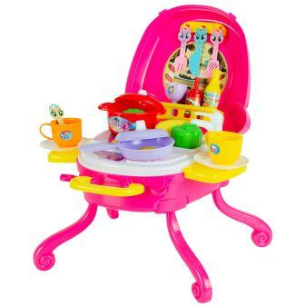 Мой маленький пони.Кухня со световым и звуковым модулем, 30 пр.TM MLP