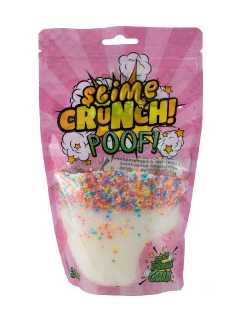 Crunch-slime POOF с ароматом манго, 200 г