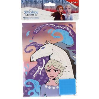 """Мягкая мозаика Disney. Холодное сердце-2 """"Эльза"""""""