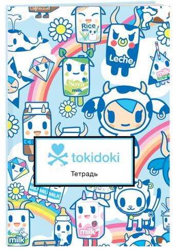 tokidoki. Молочко. Тетрадь общая (А5, 48 л., накидки, клетка-стандарт)