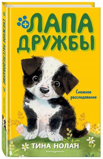 Тина Нолан - Снежное расследование обложка книги