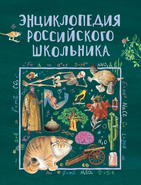 Гальцева С. Н. Энциклопедия российского школьника цена 2017