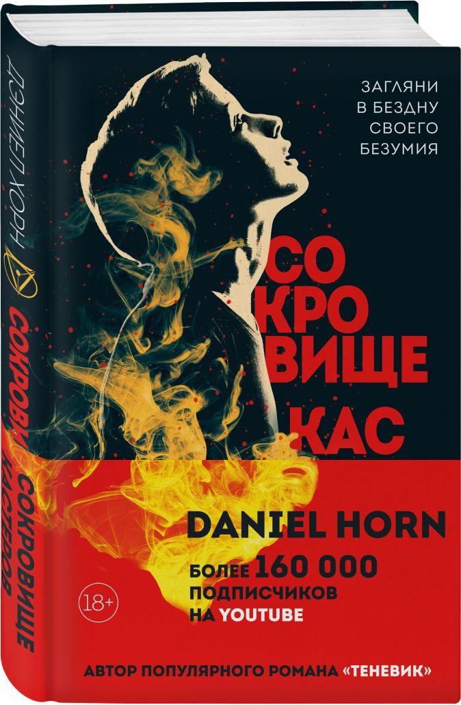 Дэниел Хорн - Сокровище Кастеров обложка книги