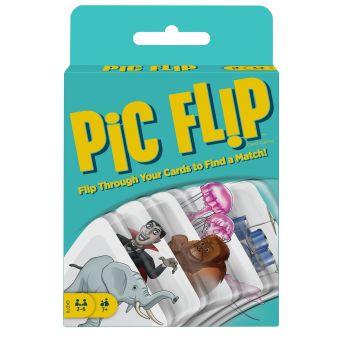 Настольная карточная игра Pic Flip
