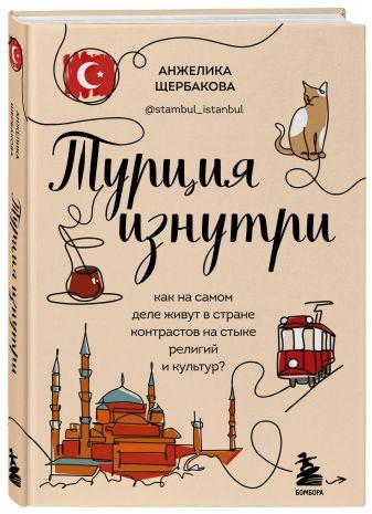 Анжелика Щербакова - Турция изнутри. Как на самом деле живут в стране контрастов на стыке религий и культур? обложка книги