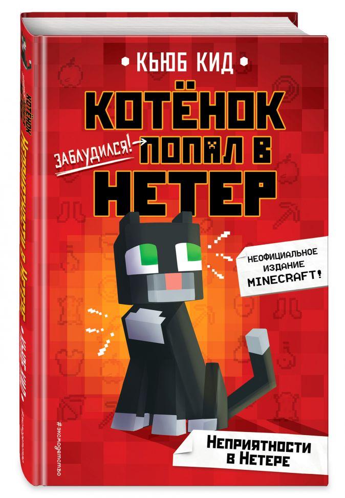 Кьюб Кид - Неприятности в Нетере обложка книги