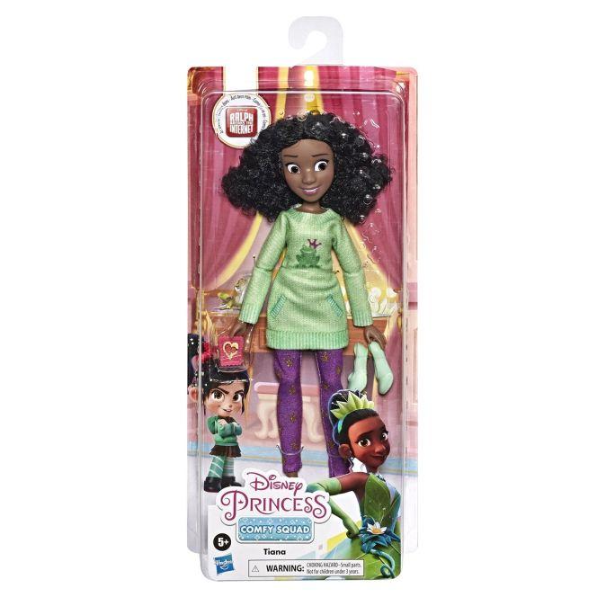 Кукла Принцесса Дисней Комфи Тиана