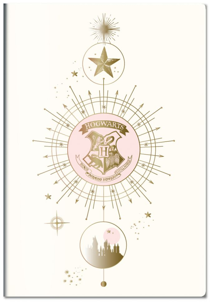 Обложка для паспорта «Хогвартс»