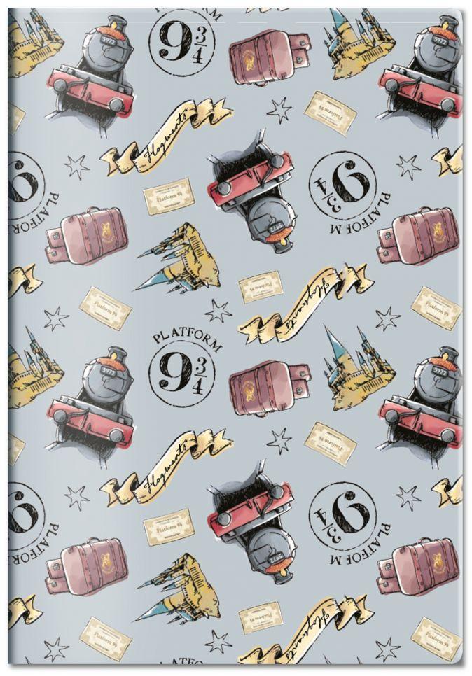 Обложка для паспорта «Гарри Поттер»