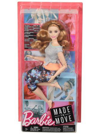 Кукла Barbie Безграничные движения 4