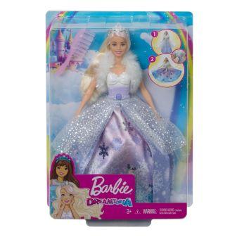 Barbie® Снежная принцесса