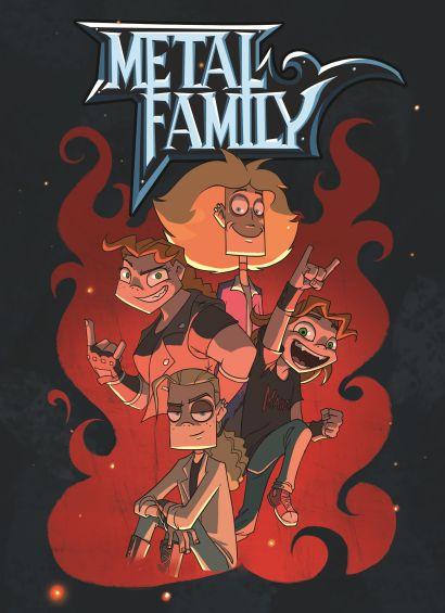 "Блокнот в твёрдом переплёте ""Metal Family"" - фото 1"