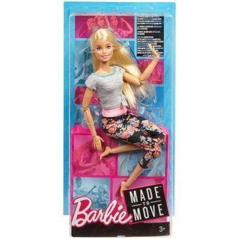 Barbie Безграничные движения