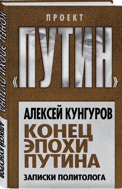 Конец эпохи Путина. Записки политолога - фото 1