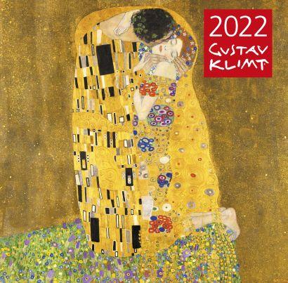 Густав Климт. Календарь настенный на 2022 год (300х300 мм) - фото 1