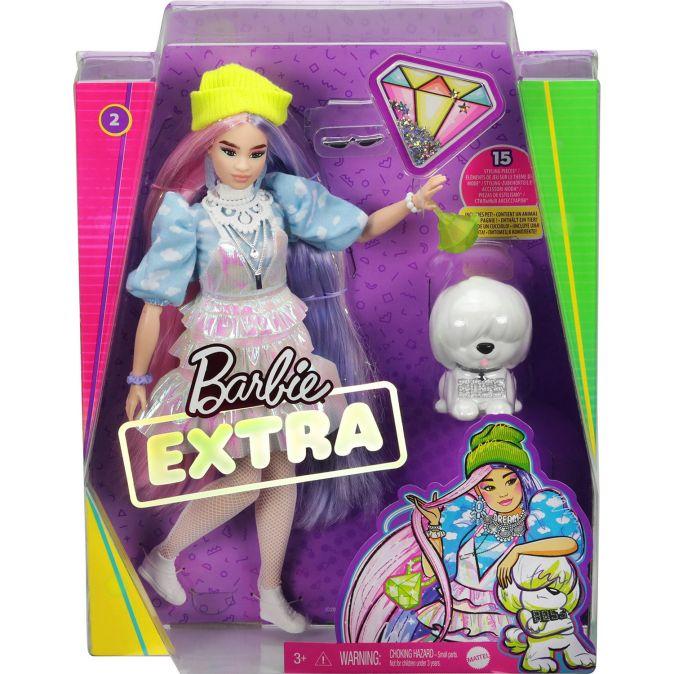 Barbie® Экстра - Кукла в шапочке