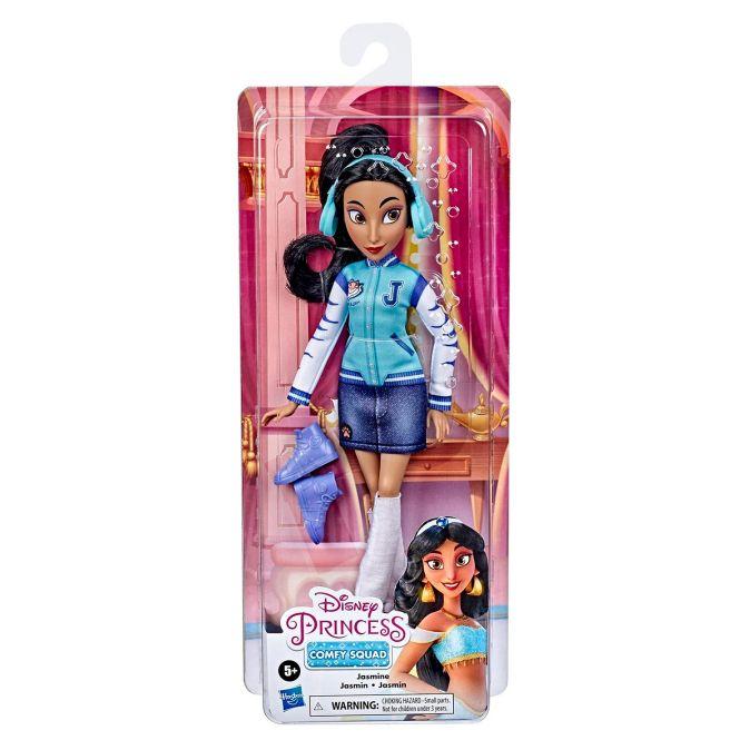 Кукла Принцесса Дисней Комфи Жасмин