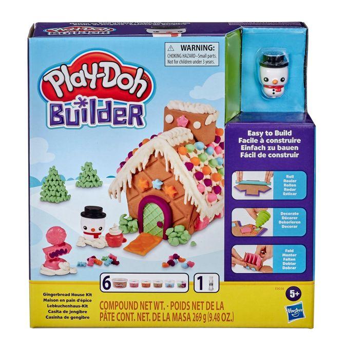 Play-Doh. Пряничный Домик