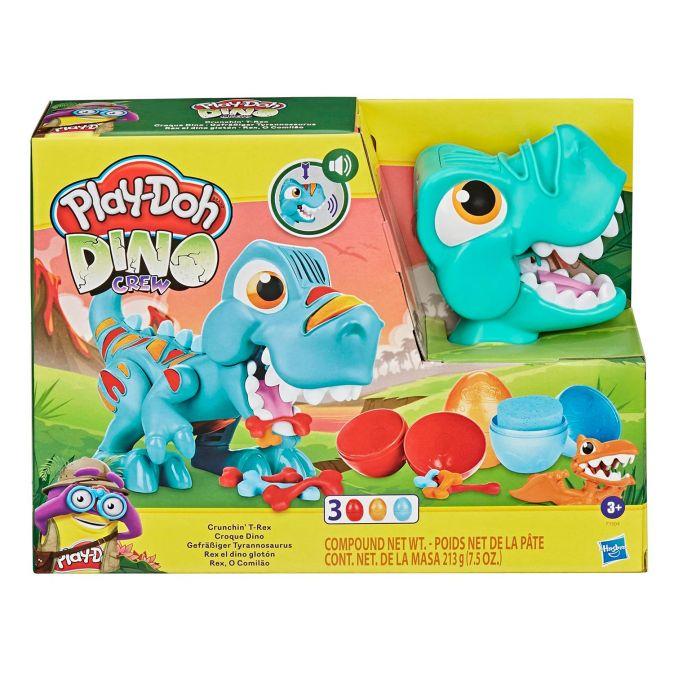 Игровой набор Голодный Динозавр