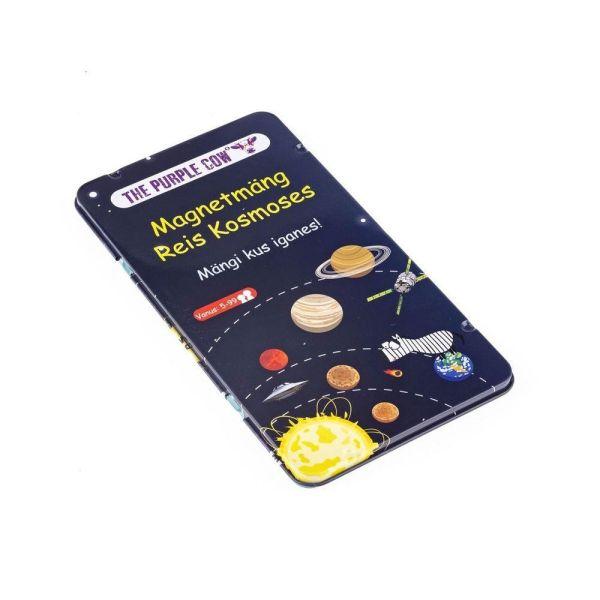 Настольная игра Космическая миссия, магнитная ульянова юлия умные дорожки ходим бродим 3 5 лет