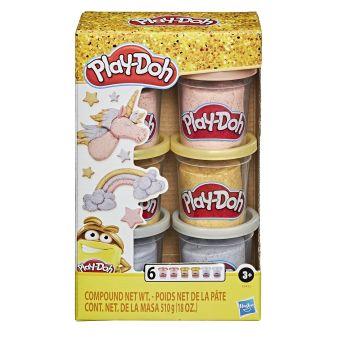 Play-Doh золото и серебро E9433